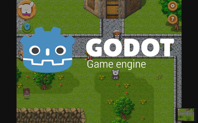 Godot - The engine behind